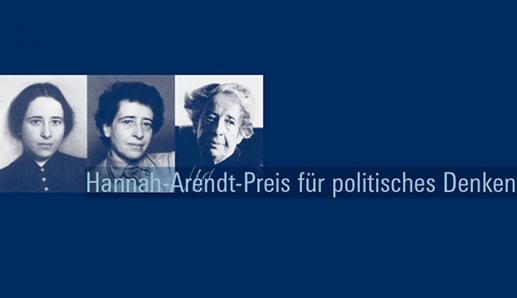 Hannah-Arendt-Preis für politisches Denken